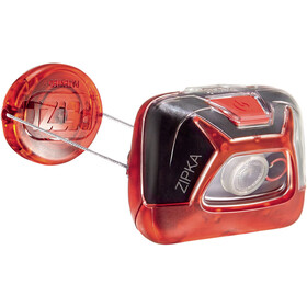 Petzl Zipka Headlight red